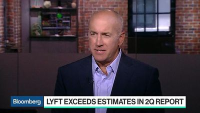 Early Lyft Investor Tim Sullivan Says He's in for the Long Haul