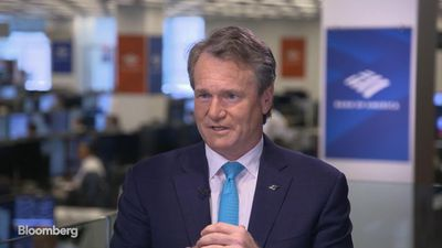 BoFA's Moynihan outlook on the economy, recession fears and trade