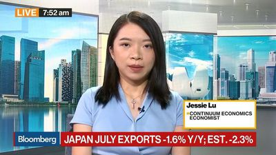 Trade Tensions Putting Downward Pressure on Japan Exports, Says Continuum Economics's Lu