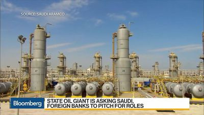 Saudi Aramco Bond Sale Success Puts Lazard in Pole Position for IPO