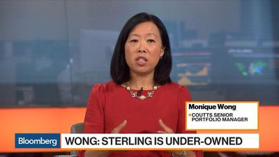 Coutts's Wong Is Overweight Sterling Assets