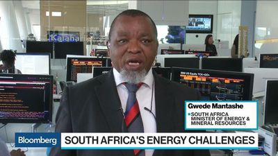Eskom Failure 'Would Be Disaster for South Africa': Mantashe