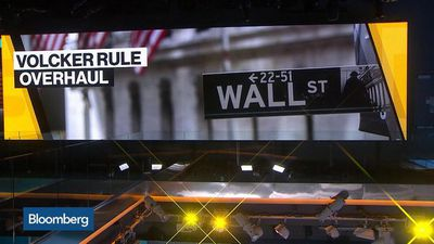 Wall Street Bankers Await Roll Out of Volcker Rule Overhaul