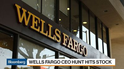 Wells Fargo CEO Search Takes Toll on Shares