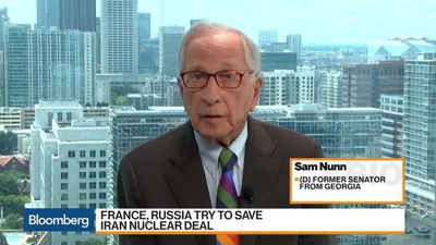 Sam Nunn on U.S., China, Russia's Nuclear Strategy