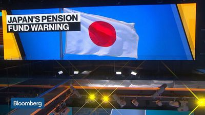 Japan's Pension Fund Woes Foreshadow Global Investment Losses