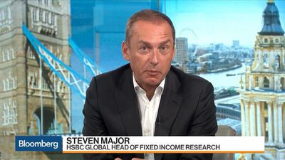 HSBC's Major Says Rates Can Go a 'Lot More' Deeply Negative