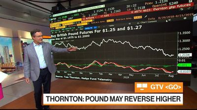 Pound Could Be Poised to Reverse Higher, Hedge Fund Telemetry's Thornton Says