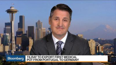 Tilray CEO Sees Canada Profit in the 'Next Quarter or Two'