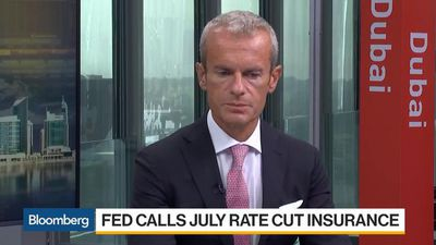 Gulf Investment's Bertoni Doesn't See Reason Fed Should Cut As Much as Markets Price