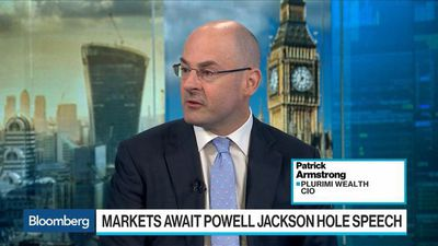 Powell Can't Get as Dovish as Market Implies, Plurimi's Armstrong Says