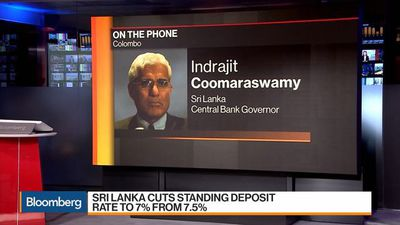 We Will Be Considering Further Relaxation of Policy, Says Sri Lanka Central Bank Governor