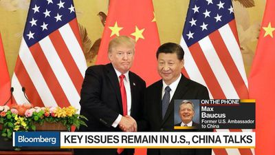 Baucus: Both U.S. and China Looking to Save Face in Talks