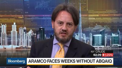 Aramco Can Add 250k B/D to Replace Some Lost Output: Qamar Energy