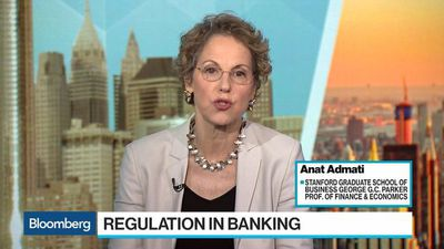 Admati Says Fragile System Is Inherent in Banking