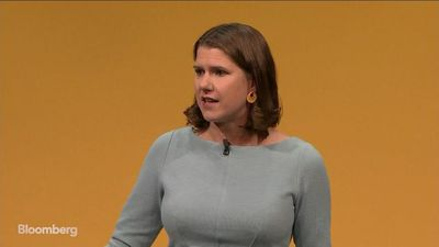 Swinson Says She's Ready to Be PM, Vows to Cancel Brexit