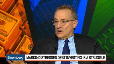 Oaktree's Howard Marks Says Markets Aren't Going Into a Bubble
