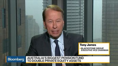 Blackstone Vice Chair James on Investments in Australia, Economy