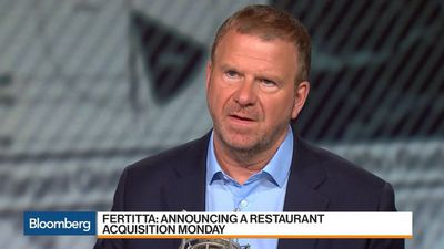 Tilman Fertitta on Growth of Fake Meat and M&A Activity