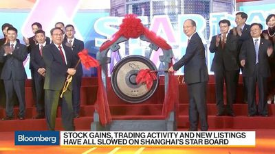 China's New Board Is No Longer 'Star'