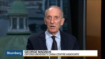 This Is China's Last Chance for a Trade Deal, Says George Magnus