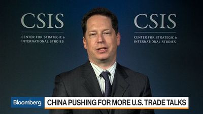 CSIS's Kennedy Says Phase One of Trade Deal is 'No Deal, We're Still In Phase Zero'