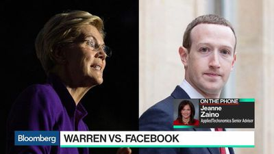 Warren Takes on Facebook's Political Ads