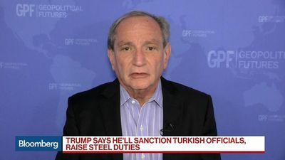 Trump Sanctioning Turkey Isn't Out of the Ordinary, Geopolitical Futures' Friedman Says