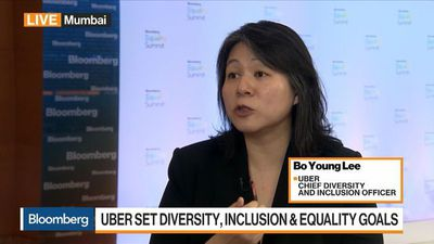 Uber's Lee on Diversity in Silicon Valley, Uber's