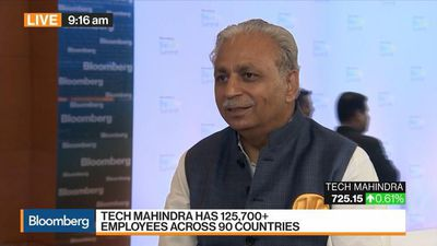 Tech Mahindra CEO on Diversity in India's IT Services, 5G Opportunities