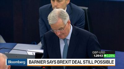 Barnier Says Brexit Deal Still Possible