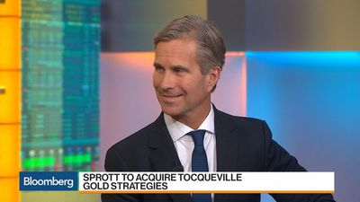 Sprott CEO Says Gold Pullback Not Surprising, Sees Trouble Ahead for Economy