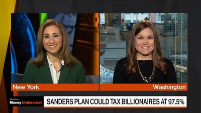 Billionaires Could Face Tax Rates Up to 97.5% Under Sanders