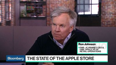 Retail Veteran Ron Johnson Says Disruption From Online Shopping Is Over