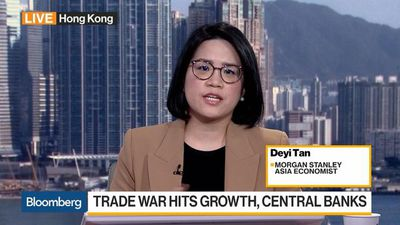 Fiscal Policy Will Be More Effective Tool for Growth, Says Morgan Stanley's Tan