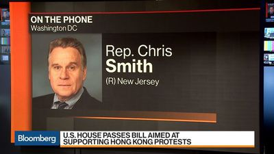 Hong Kong Bill Will Pass in the Senate, Says Rep. Chris Smith