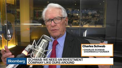 Charles Schwab on Shaping the Investment Business