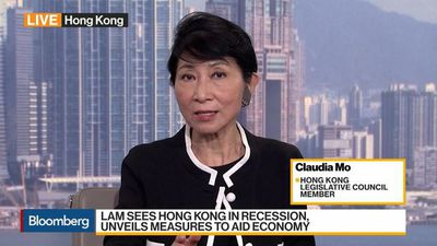 Hong Kong Leader Lam 'Should Go': Pro-Democracy Lawmaker Mo