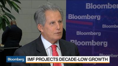 IMF's Lipton Says Something Has to Be Done About the Synchronized Global Slowdown