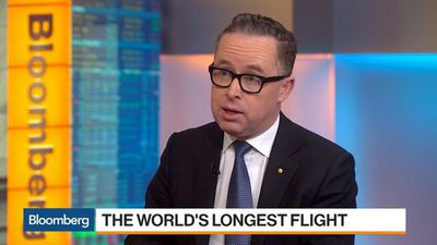 Qantas Airways CEO Sees Demand For 20 Plus Hour Flight From New York to Sydney