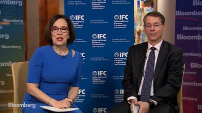 IFC's Gandolfo on investing in the green bond market