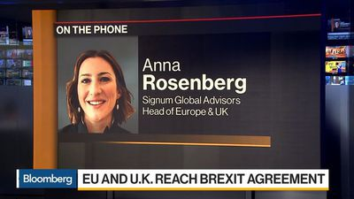 Brexit Deal Unlikely to Pass, Says Signum's Rosenberg