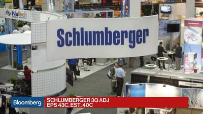 Schlumberger's International Revenue Rebounds as U.S. Oil Drilling Slows