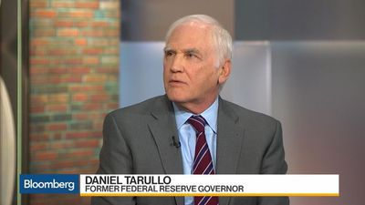 Former Fed Governor Tarullo on Inflation, ECB, Negative Rates