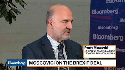 Brexit Deal Is Much Better Than a No-Deal, Moscovici Says