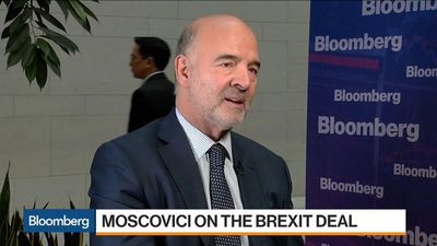 Brexit Deal Is a Defeat for Populism, Moscovici Says