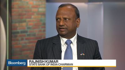 State Bank of India's Kumar on Fiscal Policy, Trade War Opportunities