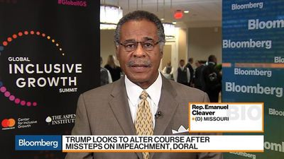 Impeachment Inquiry Is Better Off Behind Closed Doors, Rep. Cleaver Says