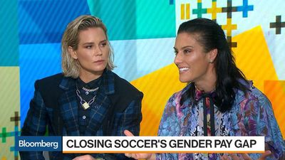 USWNT's Ashlyn Harris and Ali Krieger on Closing Soccer's Gender Pay Gap