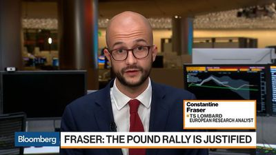 TS Lombard's Fraser Says the Pound Is Justified
